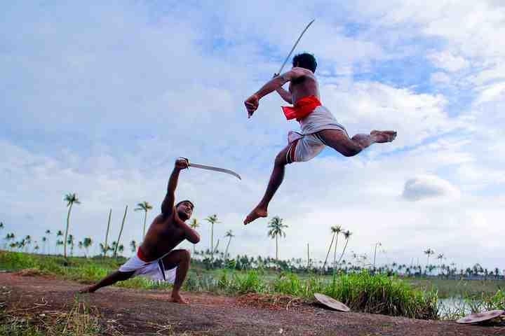 Quel est l'art martial le plus ancien?