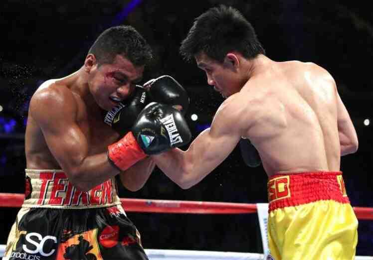 Quel est le salaire d'un boxeur professionnel?