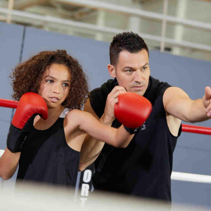 Quel genre de boxe pour une femme?