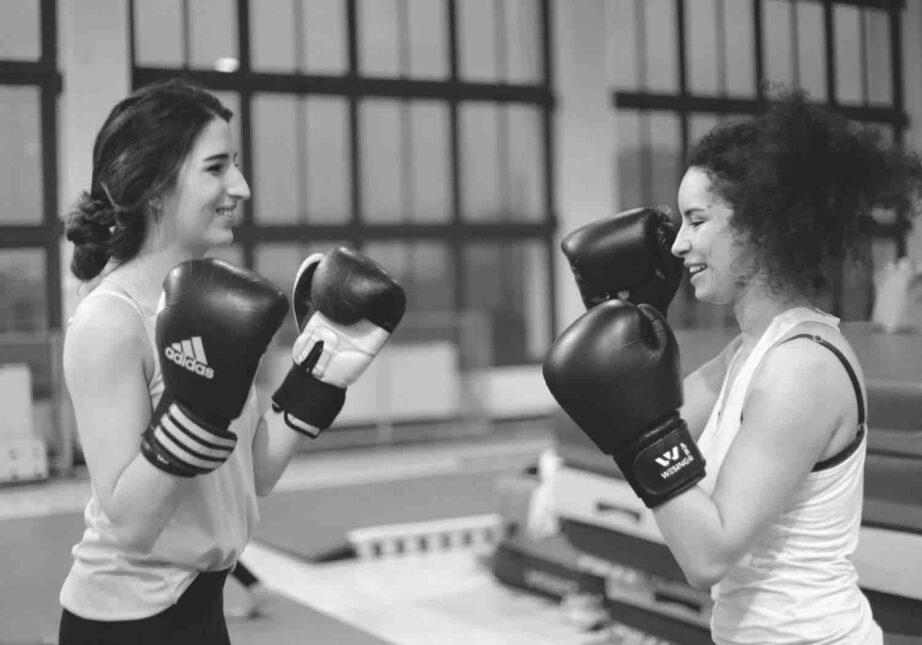 Quelle boxe choisir pour une femme ?