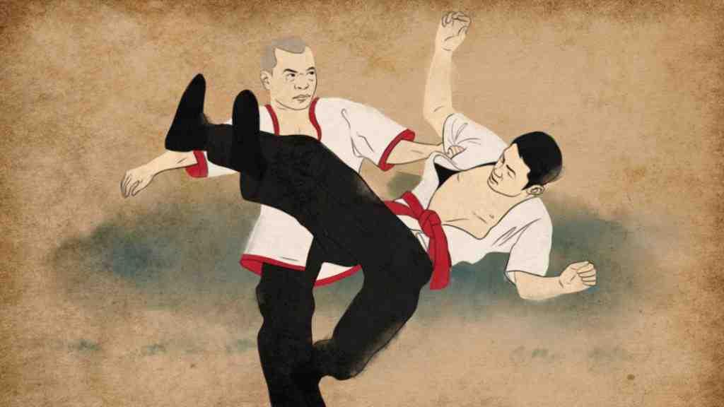 Qui est le fondateur du Kung Fu?