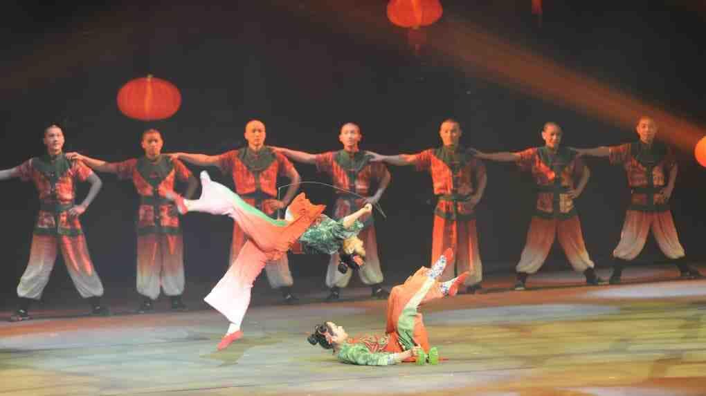 Comment être fort au Kung-Fu?