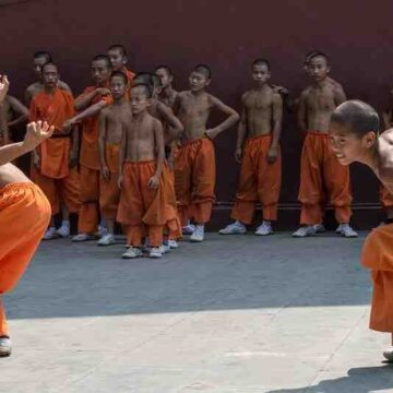 Comment faire le Kung-fu ?