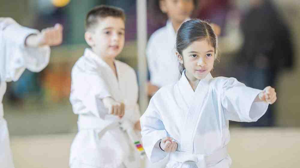 Comment pratiquer les arts martiaux?
