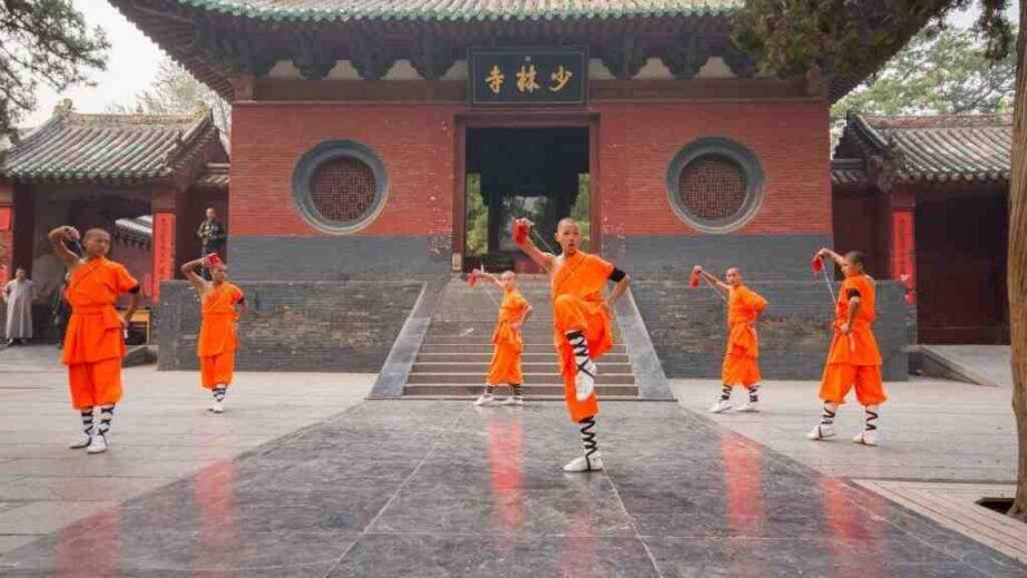 Où est né le Kung-fu ?