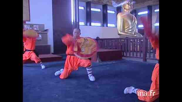 Que sont les arts martiaux chinois?