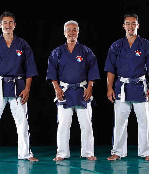 Quel âge avez-vous pour les arts martiaux?