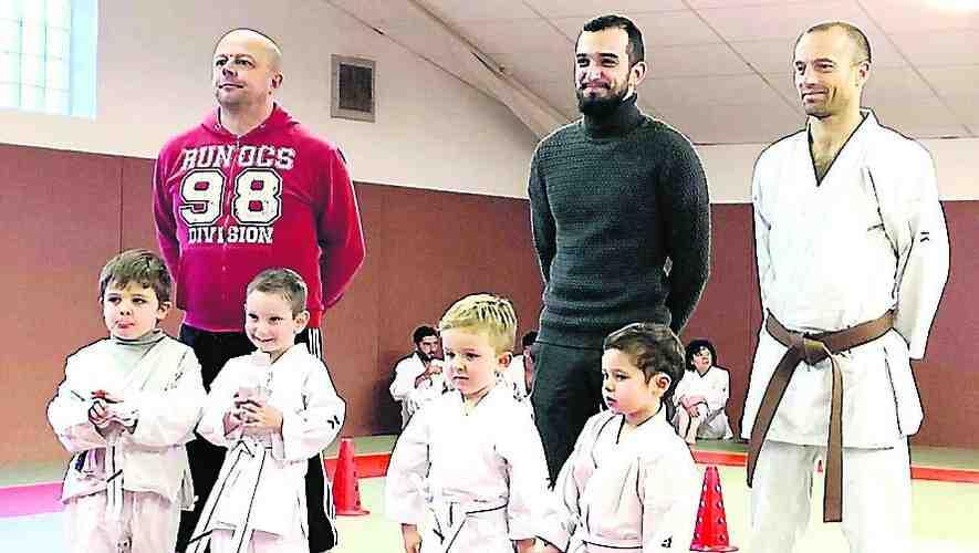 Quel âge pour les arts martiaux?
