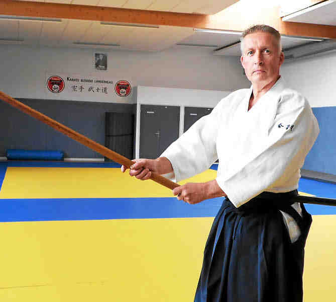 Quel art martial à 40 ans?