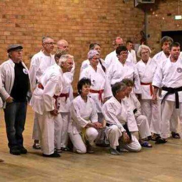 Quel art martial pour les seniors ?