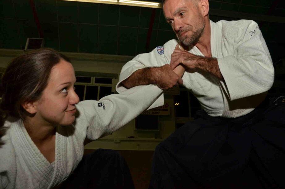 Quel art martial pour une femme ?