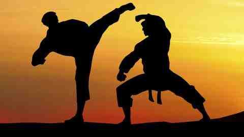 Quel est le meilleur art martial a commencé à 50 ans ?