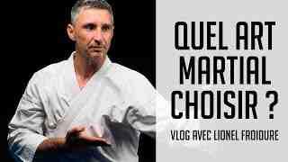 Quels sont les arts martiaux ?
