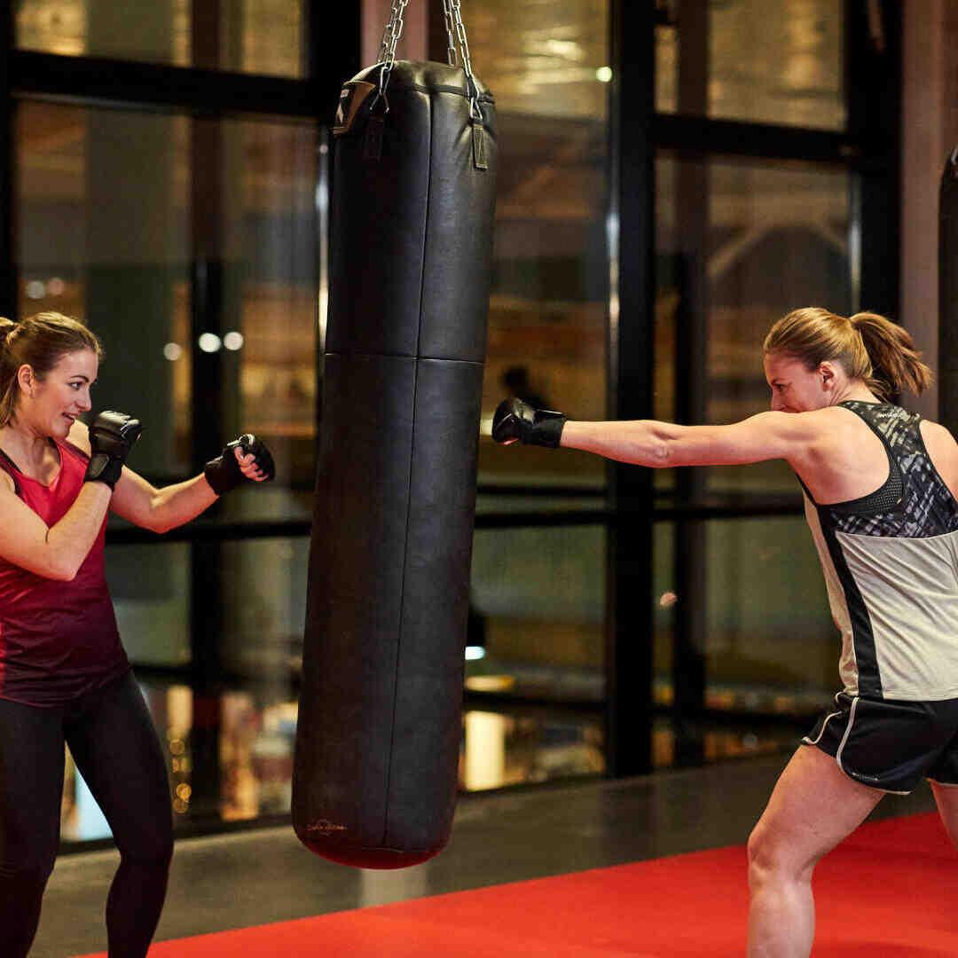 Quel genre de boxe pour les filles?