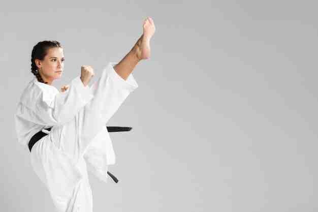 Quels arts martiaux vous conviennent?
