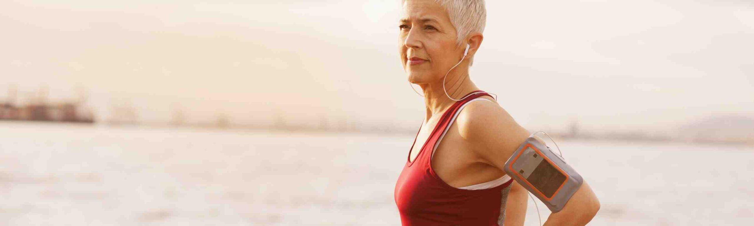 Comment retrouver la forme à 50 ans ?